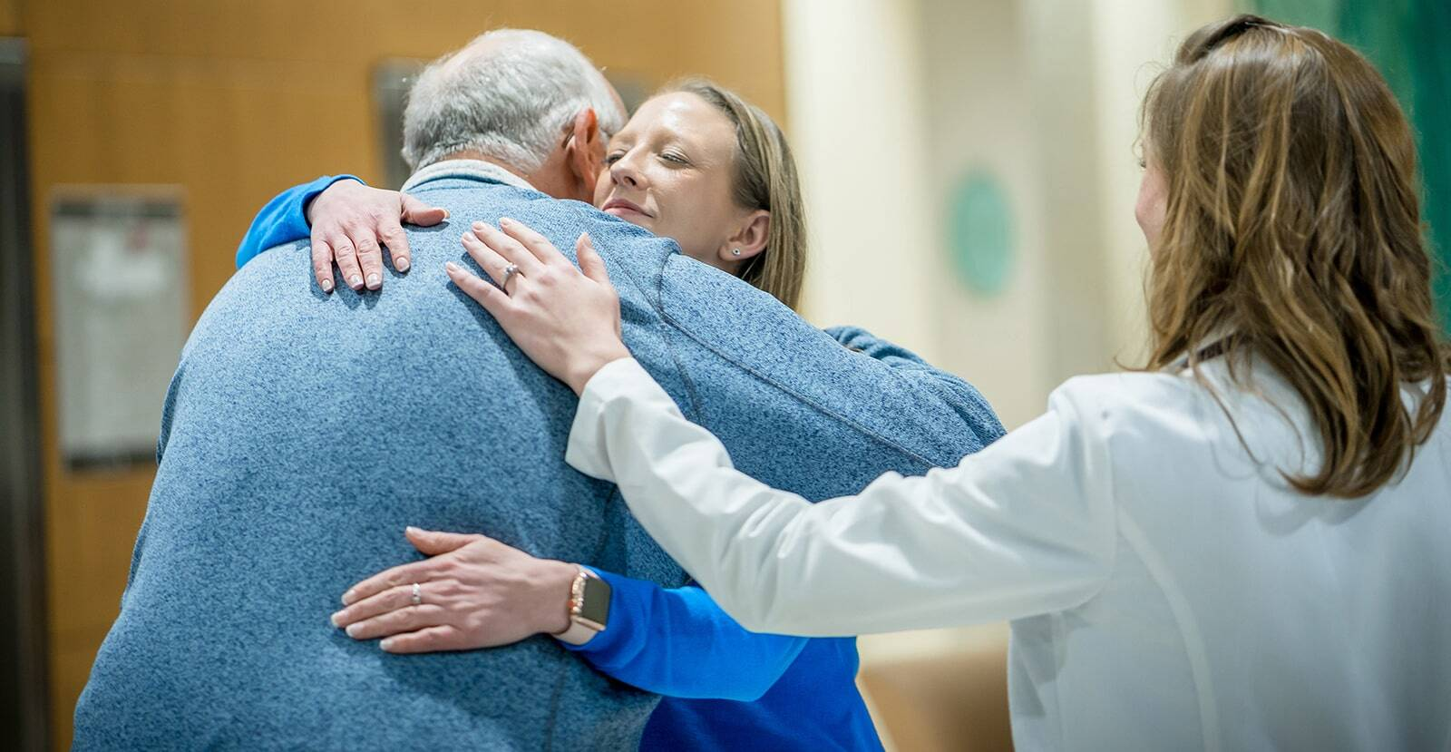 Supporting a Medicare Patient